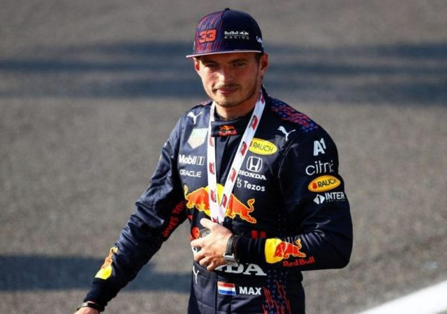 """""""Nothing is lost""""– Max Verstappen despite the three-place grid penalty in Sochi"""