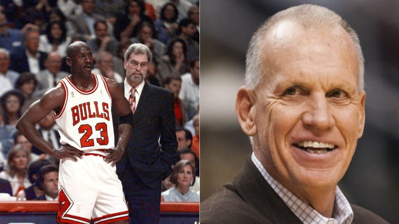 """""""Doug Collins gave me the ball, while Phil Jackson wanted it out of my hands!"""": Michael Jordan wasn't thrilled with Bulls coaching change in 1989"""