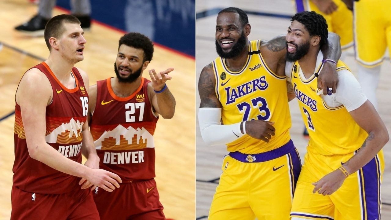"""""""The Nuggets are the single biggest threat keeping the Lakers from going to the Finals"""": NBA insider controversially backs Nikola Jokic and co to stop LeBron's Lakers rather than LA Clippers"""