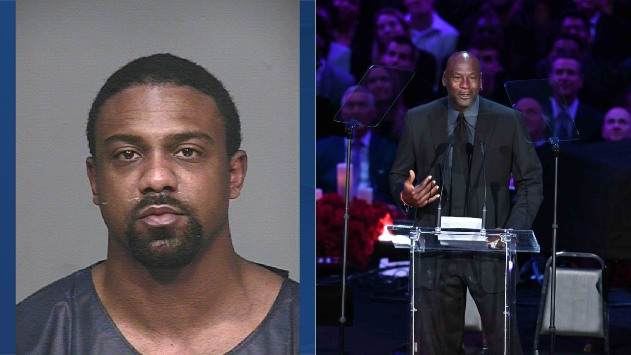 """""""Michael Jordan's son Jeffrey Jordan is facing aggravated assault charges"""": Bulls legend's son rushed to hospital after head injury in kerfuffle at bar"""