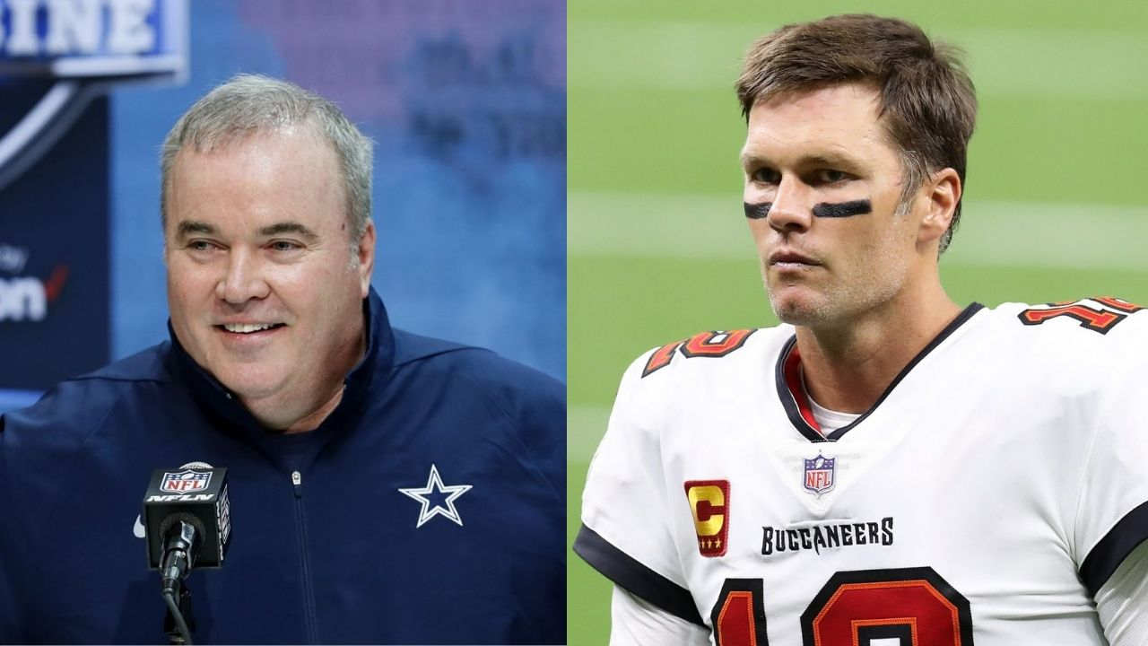 """""""Tom Brady longevity is unbelievable."""": Mike McCarthy has high praise for the NFL GOAT and his work ethic ahead of week 1 matchup"""