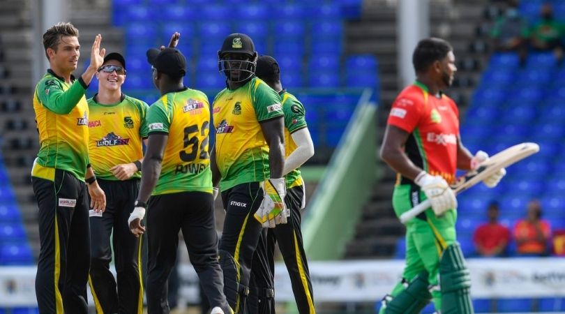 GUY vs JAM Fantasy Prediction: Guyana Amazon Warriors vs Jamaica Tallawahs – 13 September 2021 (St Kitts). Odeon Smith, Andre Russel, Imad Wasim, and Kennar Lewis will be the players to look out for in the Fantasy teams.