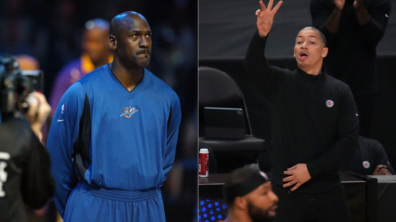"""""""Michael Jordan had an 'avuncular affection' for Tyronn Lue"""": Sources reveal Bulls legend's proximity to Los Angeles Clippers head coach"""