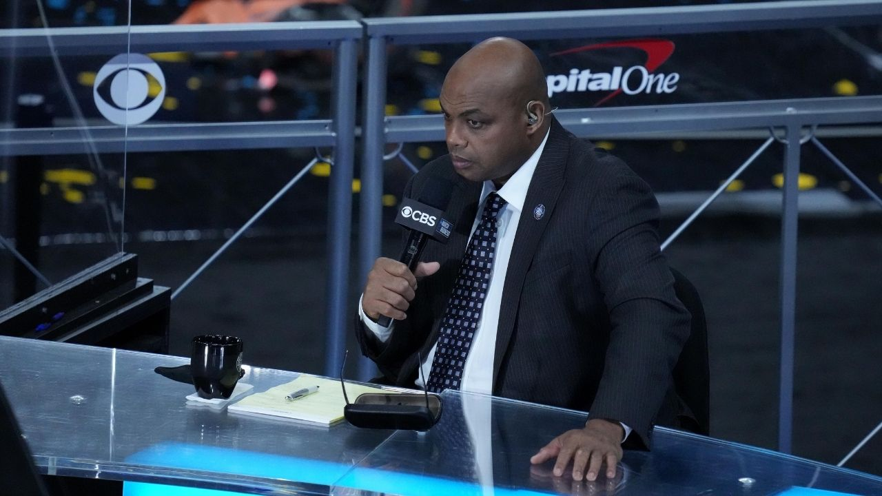 """""""I would've fired everybody there"""": Sixers legend Charles Barkley reveals the hilarious reason why he isn't an NBA GM in an interview with Chris Myers"""