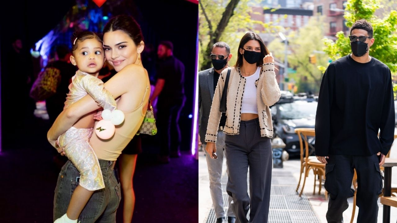 """""""Auntie Kendall doesn't want to share Devin Booker with her niece"""": Kendall Jenner opens up about how Kylie Jenner's daughter, Stormi's relationship with the Suns' star makes her jealous"""