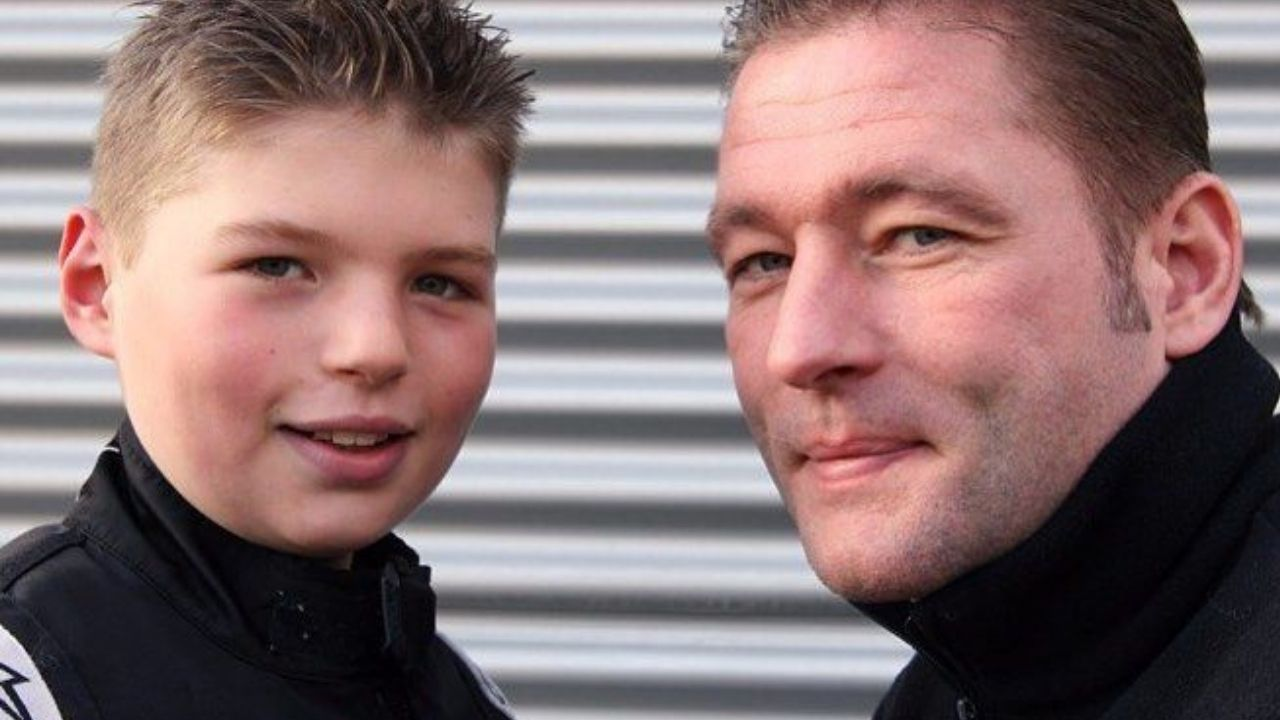 """""""Max Emilian, as is his full name, is 48.5 cm long"""" - Birthday boy Max Verstappen beats prophecy mentioned in his website; becomes a F1 driver 5 years ahead of schedule"""