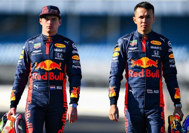 """""""He knows he has the speed""""– Max Verstappen feels his ex-teammate Alex Albon will be a success in Williams"""