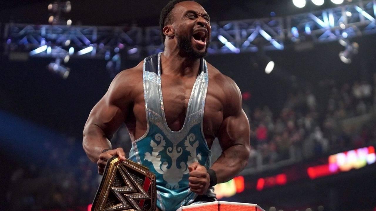 Real Reason why Big E won the WWE Championship on RAW