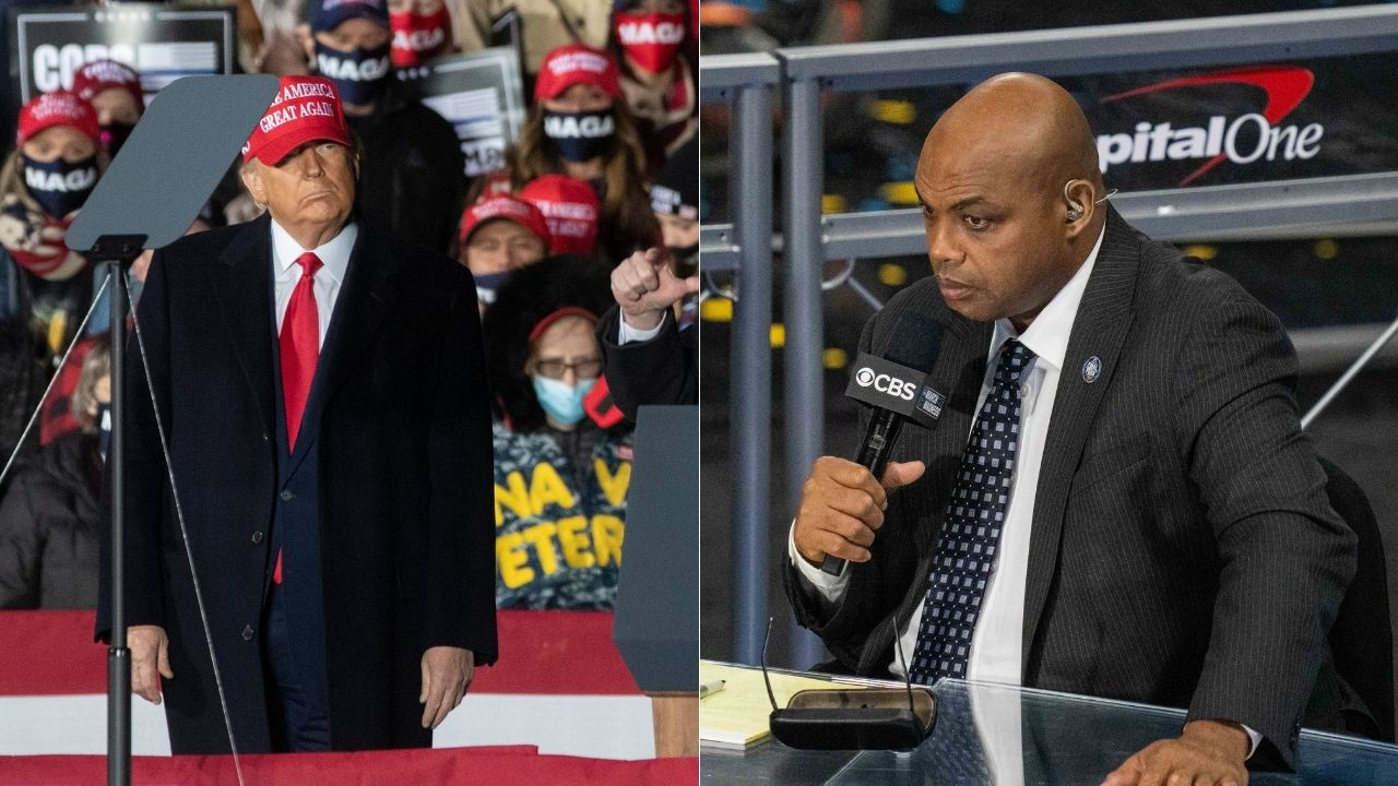 """""""We gotta get Cinco de Mayo in before Trumpet man puts his wall up"""": When Charles Barkley roasted Donald Trump for his idea of building a wall on the Mexico border"""