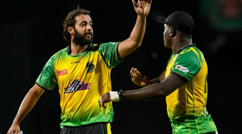 JAM vs GUY Fantasy Prediction: Jamaica Tallawahs vs Guyana Amazon Warriors – 12 September 2021 (St Kitts). Andre Russel, Kennar Lewis, Mohammad Hafeez, and Imad Wasim will be the players to look out for in the Fantasy teams.