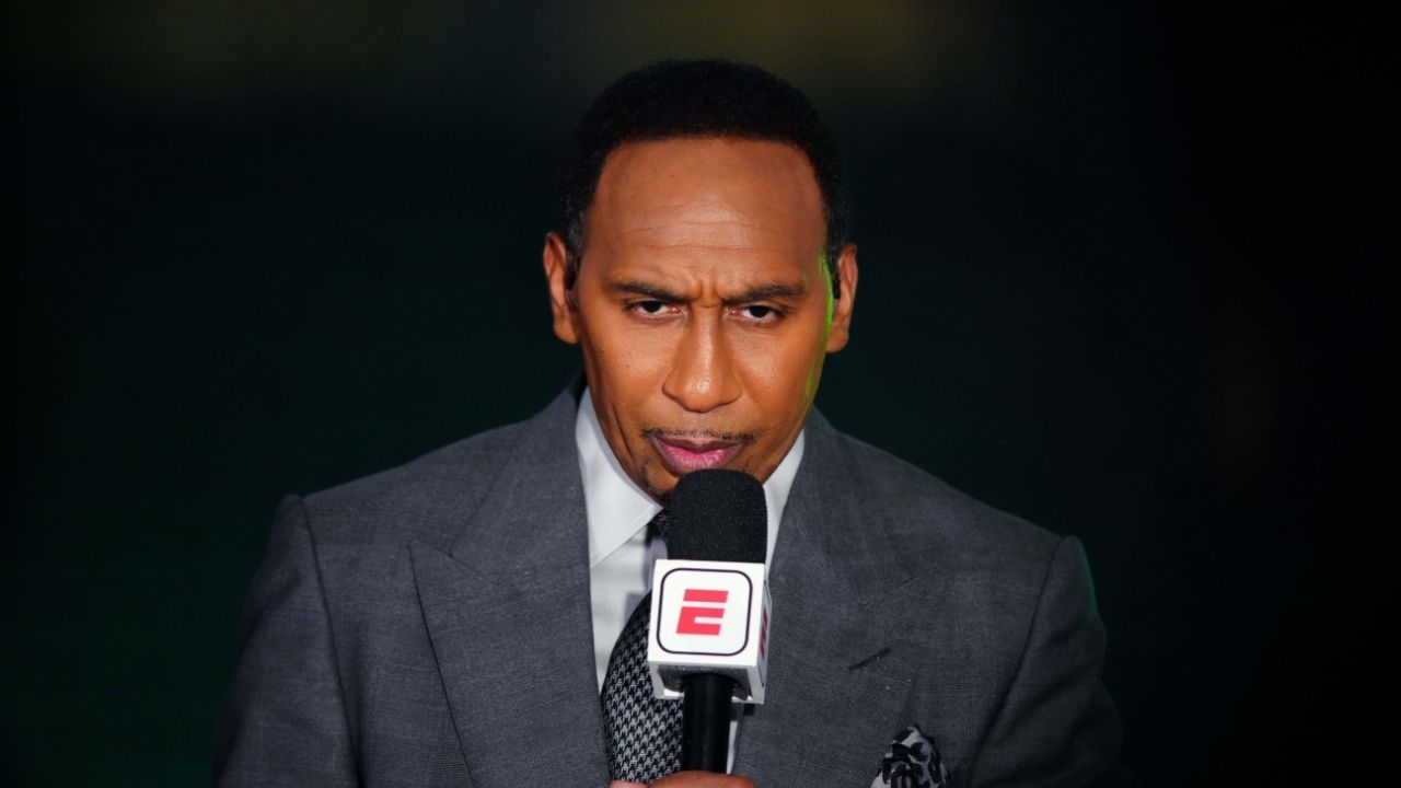 """""""We like to see her there, it's just important to me."""": Stephen A. Smith thirsts over Iggy Azalea on ESPN First Take"""