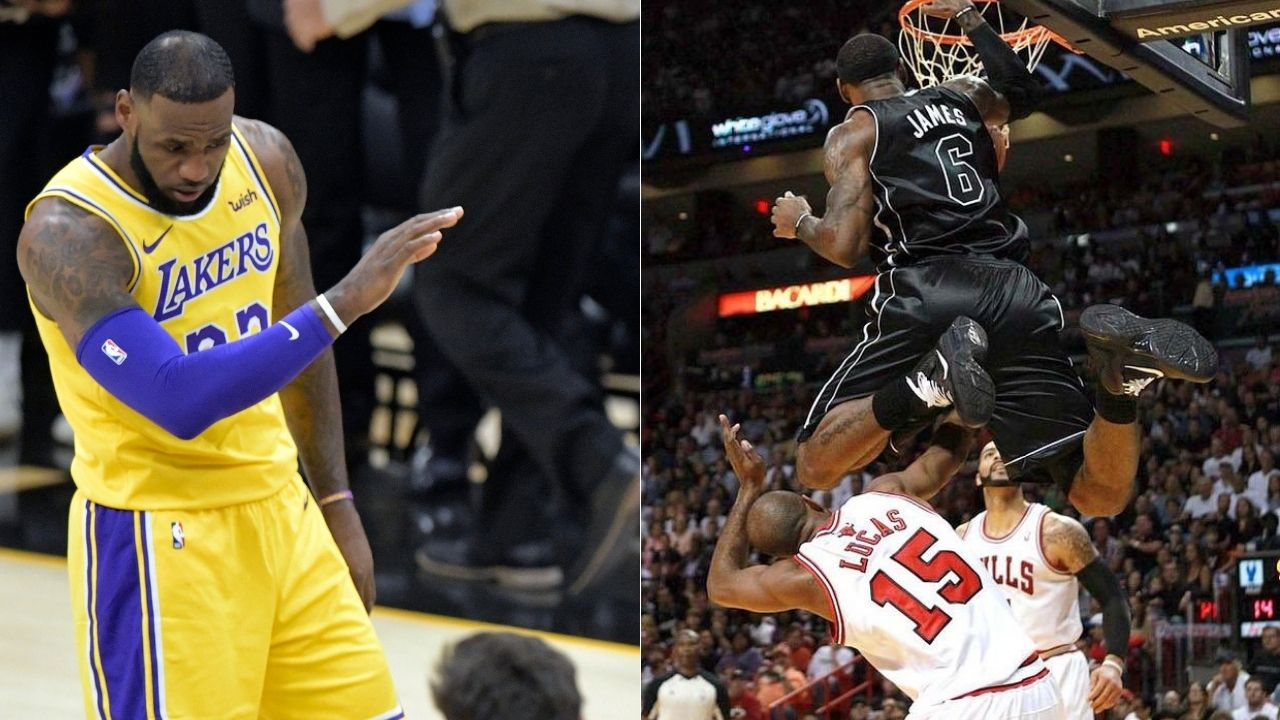 """""""LeBron James will be running extra laps for dunking over me"""": New Lakers assistant John Lucas III to hilariously penalize former Heat star for being posterized"""