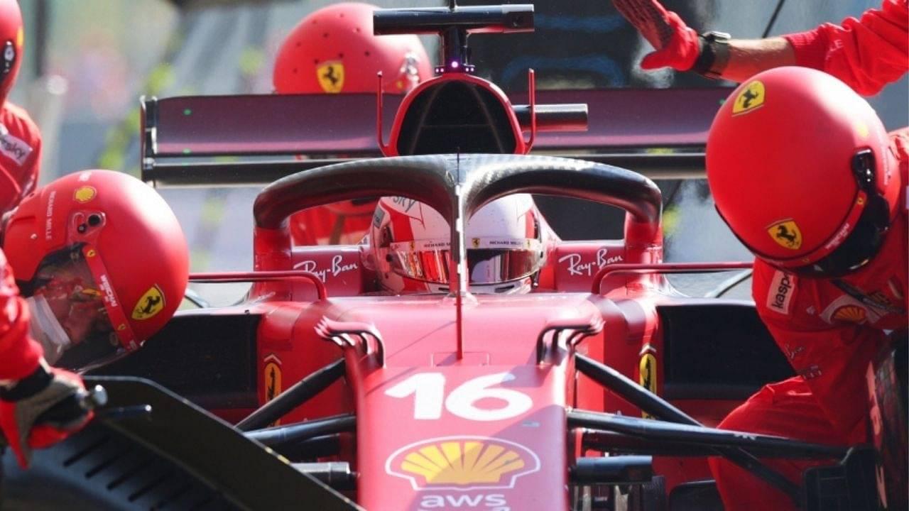 """We don't expect big""– Charles Leclerc's initial feedback on new Ferrari power unit ahead of Russian Grand Prix"