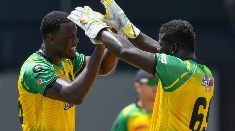 SKN vs JAM Fantasy Prediction: St Kitts and Nevis Patriots vs Jamaica Tallawahs – 8 September 2021 (St Kitts). Sherfane Rutherford, Evin Lewis, Andre Russel, and Imad Wasim will be the players to look out for in the Fantasy teams.
