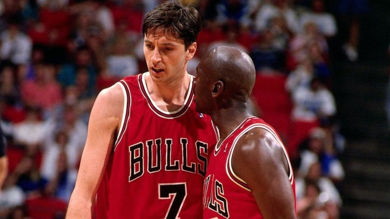"""""""Toni Kukoc is going to take the shot, and they're going to win"""": When Michael Jordan predicted the Croatian superstar's game-winner during the 1994 Eastern Conference Semi-Finals"""