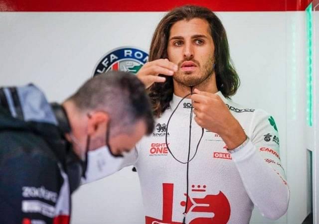 """""""Necessary quantity for him to continue in F1"""" - Italian government urged to splurge to help Antonio Giovinazzi retain his seat in Alfa Romeo"""