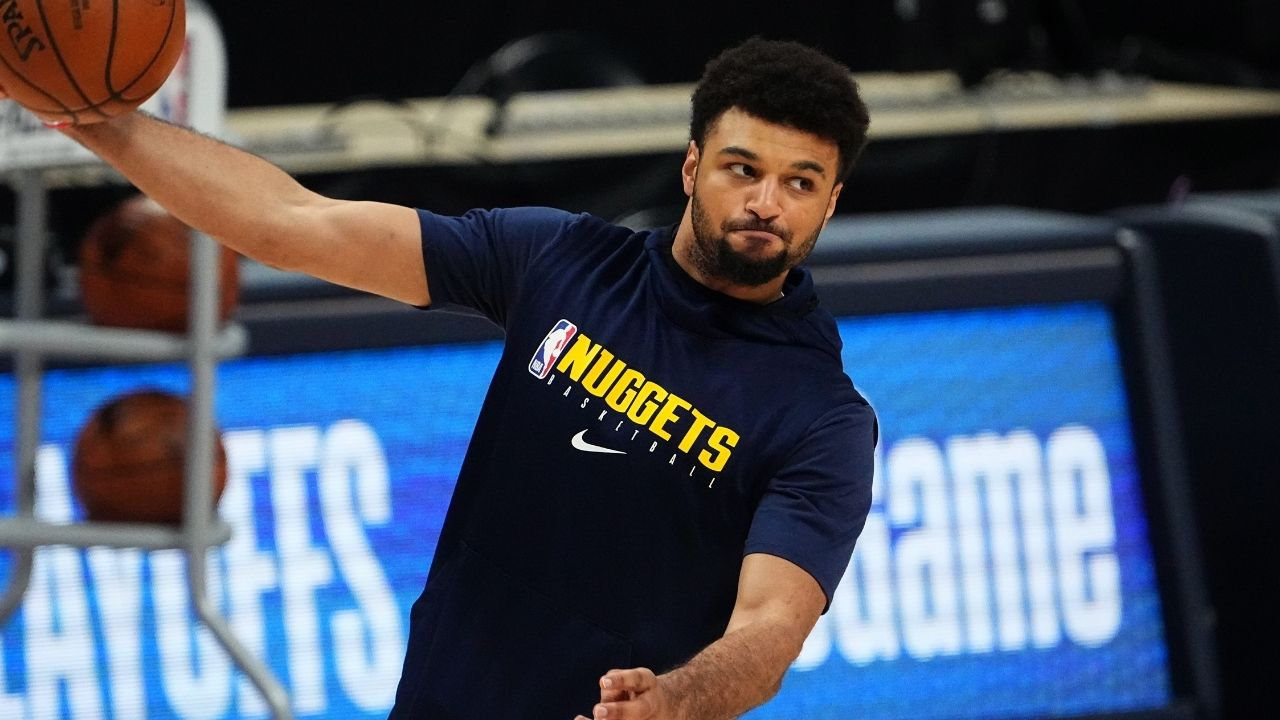 """""""This LeBron James, Adam Sandler collaboration is going to be good!"""": Jamal Murray publicly reveals his thoughts about the Lakers star's upcoming project"""