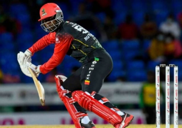Sherfane Rutherford IPL stats: Has SRH's replacement for Jonny Bairstow played in the IPL before?