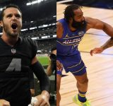 """""""Damian Lillard! James Harden!"""": Derek Carr Turns to NBA Superstars to Continue Football Tradition Of Using Celebrities' Names As Audibles"""