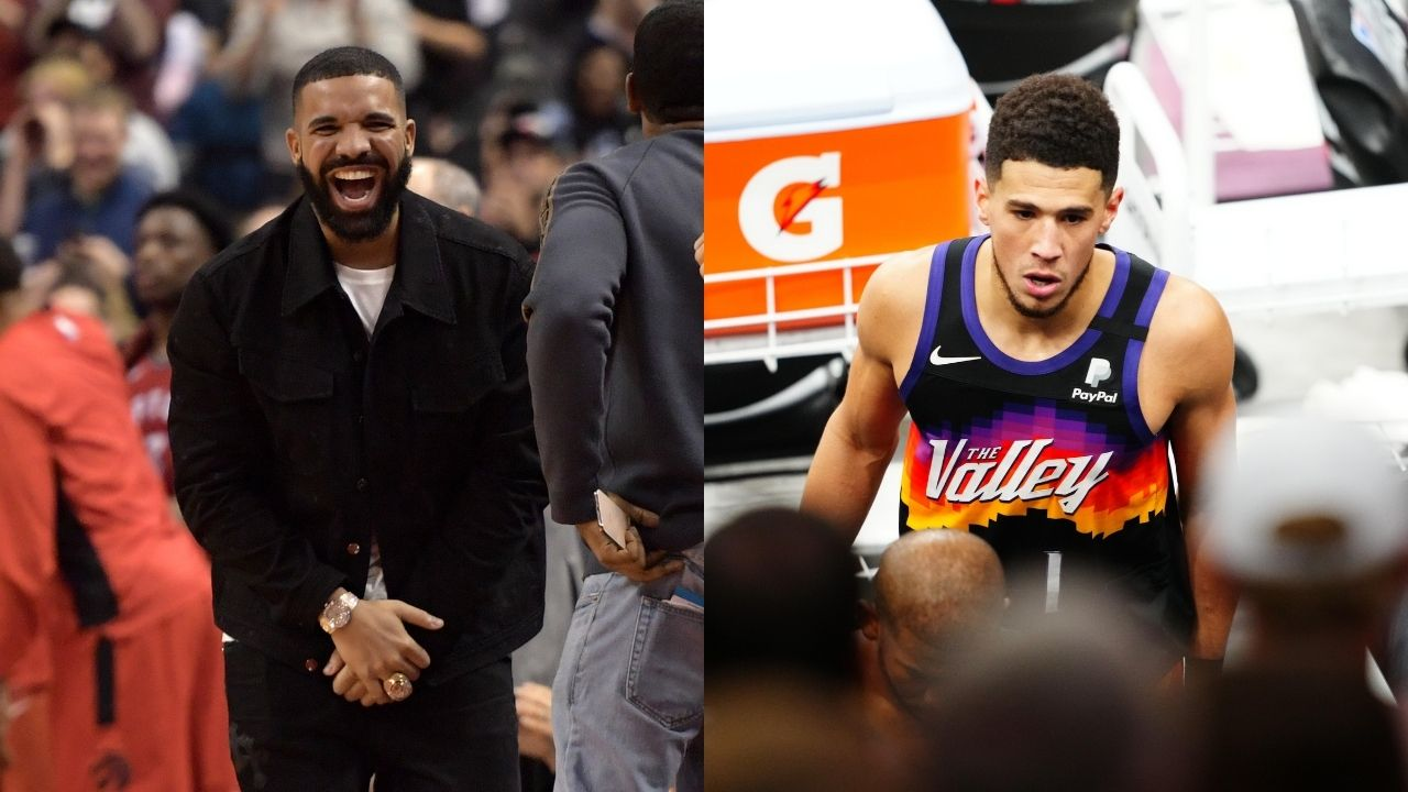 """""""To be mentioned on one of Drake's platinum song? Wow"""": Devin Booker was in awe of being shouted out by the Toronto rapper on 'Sicko Mode'"""