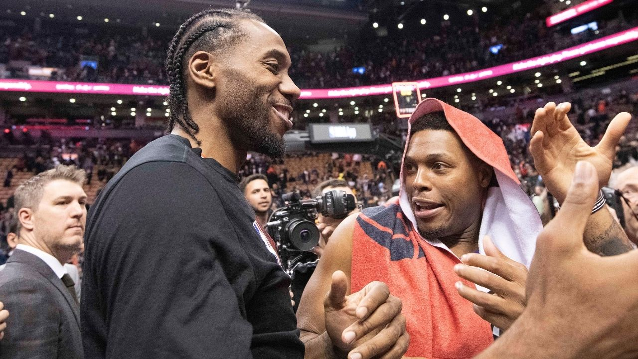 """""""Kawhi Leonard rubbed people the wrong way the way he operates"""": Kyle Lowry explains how his role changed for Toronto Raptors in 2019 championship run after adding 'The Klaw'"""