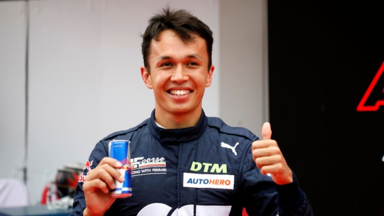 """""""He's a lad that deserves an opportunity""""– Red Bull confirms Williams and Alfa Romeo's interest in Alex Albon"""
