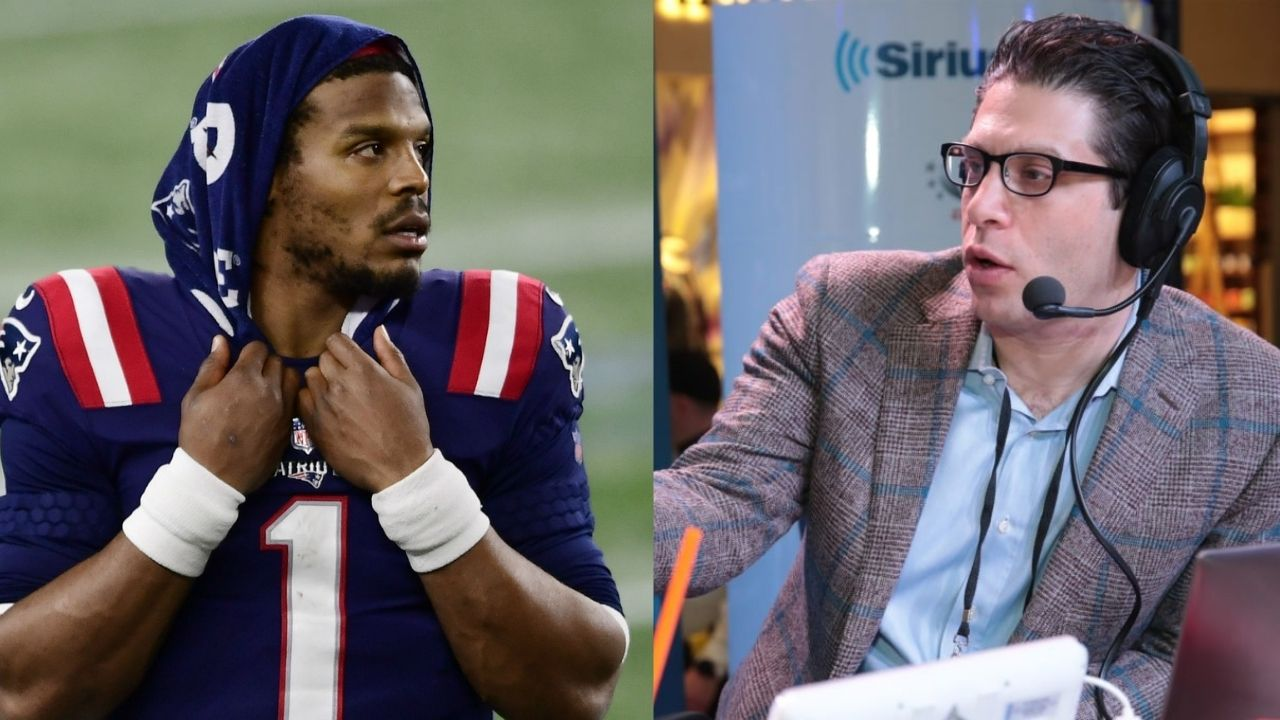 """""""Cam Newton has been SHOT FOR YEARS"""": Adam Schein Sees No Reason To Question Patriots Decision To Cut QB"""