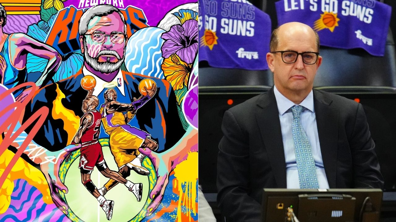 """""""I know Phil Jackson, what kinda guy is Jeff van Gundy?"""": How Michael Jordan was swayed by Bulls head coach's presence instead of Knicks signing him as a 1996 NBA free agent"""