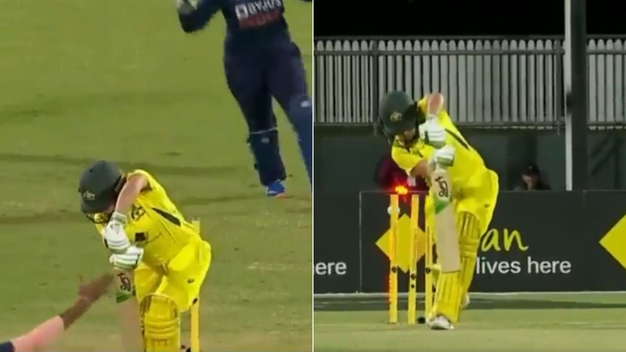 Alyssa Healy out today: Jhulan Goswami's in-swinging jaffa too good for Australian wicket-keeper batter in Mackay ODI