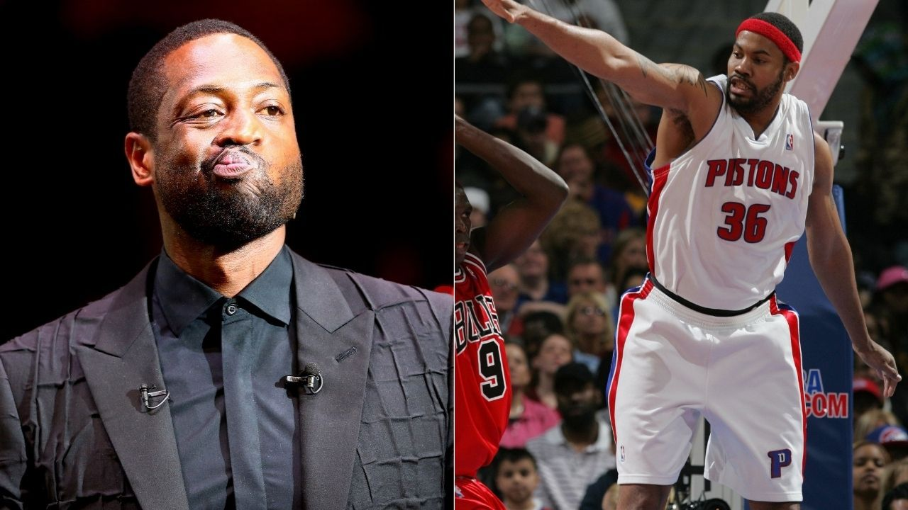 """""""He really had no rights comparing Dwyane Wade to Randy Livingston"""": NBA Twitter lashes Rasheed Wallace for his recent """"disrespectful"""" take on the Heat legend"""