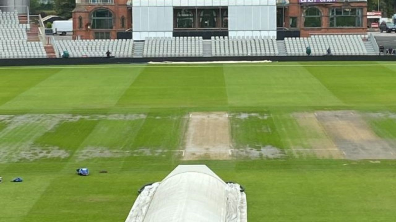 Old Trafford cricket ground weather: What is the weather forecast for India vs England 5th Test Day 1 in Manchester?