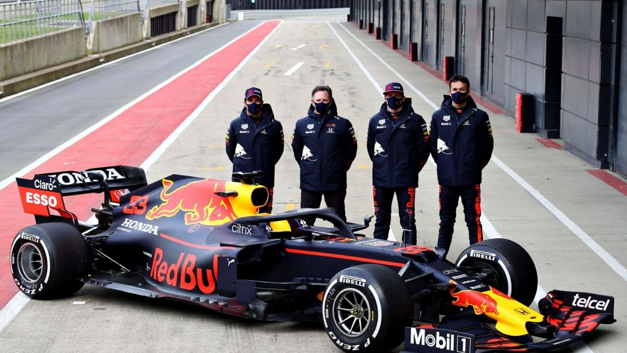 """""""We will be following his progress closely"""" - Christian Horner confirms Alex Albon still remains a part of the Red Bull family despite moving to Mercedes-powered Williams"""
