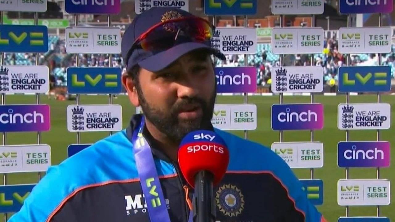 Rohit Sharma Injury News: Will Rohit Sharma play India vs England 5th Test at Old Trafford?