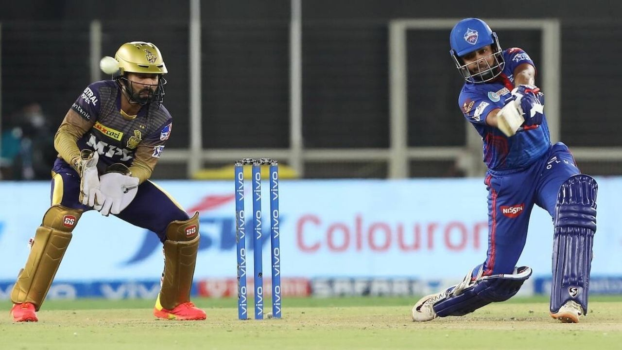 KKR vs Delhi Head to Head in IPL history | Kolkata Knight Riders vs Delhi Capitals IPL Stats | IPL 2021 Match 41