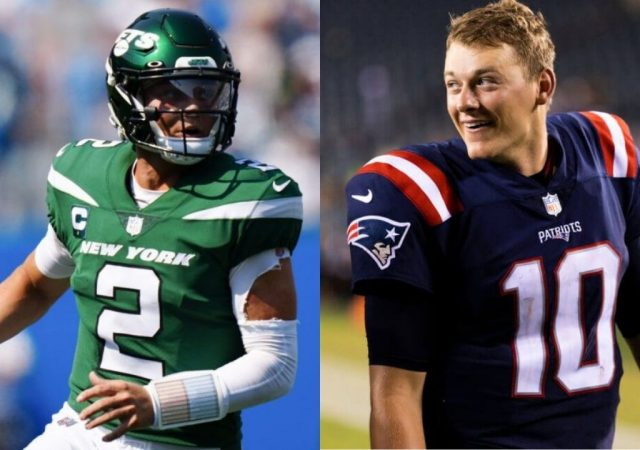 """""""It's Different Now That Tom Brady Left, But Bill Belichick Is Still There"""": Zach Wilson Shows Respect for Mac Jones and the Patriots Ahead of Week 2 Rivalry Game"""