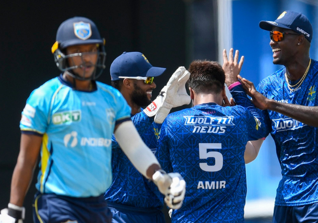 BR vs SLK Fantasy Prediction: Barbados Royals vs St Lucia Kings – 12 September 2021 (St Kitts). Roston Chase, Faf du Plessis, Glenn Phillips, and Mohammad Amir will be the players to look out for in the Fantasy teams.