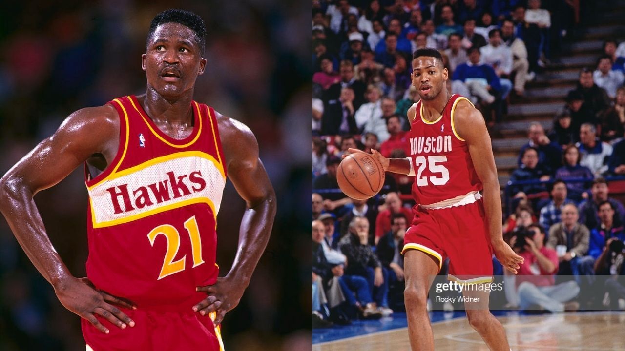 'Dominique Wilkins was the first one to bust my a**': Robert Horry reveals his 'welcome to the NBA moment' on the Knuckleheads podcast