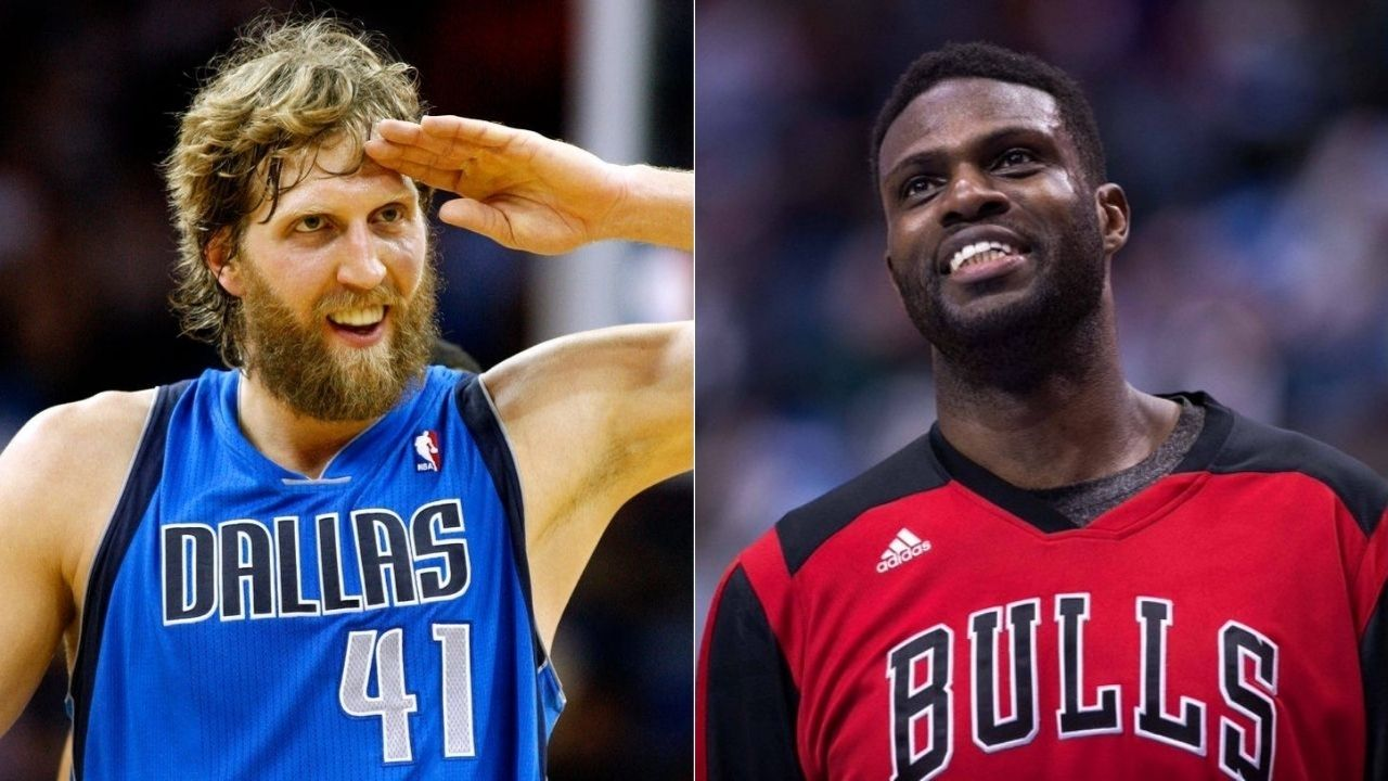 """""""Dirk Nowitzki is one of the greatest shooting big men to ever play in the NBA"""": Former NBA Champion explained how guarding the Dallas big man was a """"frustrating"""" task"""