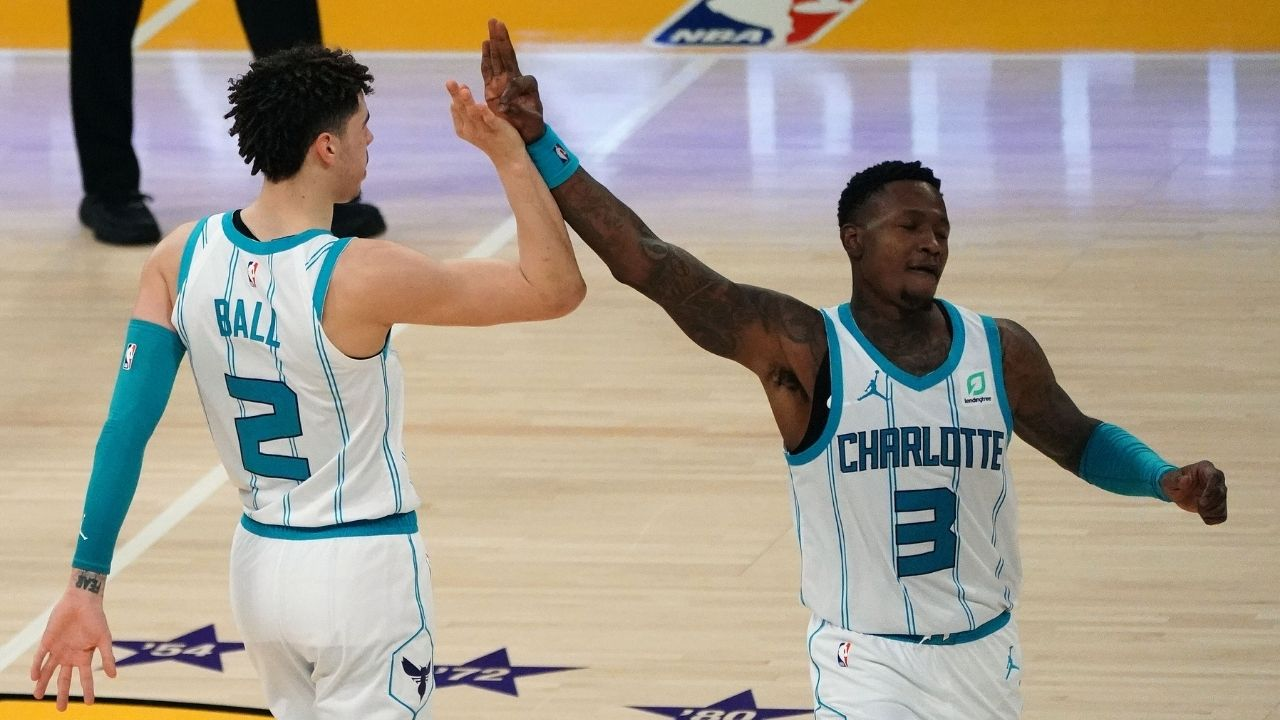 """""""What is the Charlotte Hornets' starting lineup going to look like next season?!"""": Clips release of LaMelo Ball and his teammates hosting some electrifying runs in Miami"""