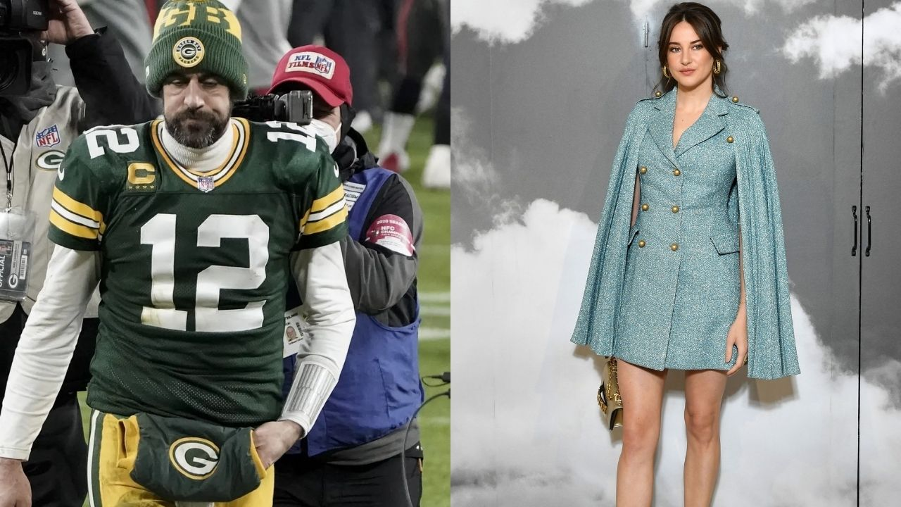 'Aaron Rodgers And Shailene Woodley Don't Like To Be Apart For Too Long': Packers QB Isn't Worried About Long Distance Relationship With Big Little Lies Star Ahead Of 2021-22 NFL Season