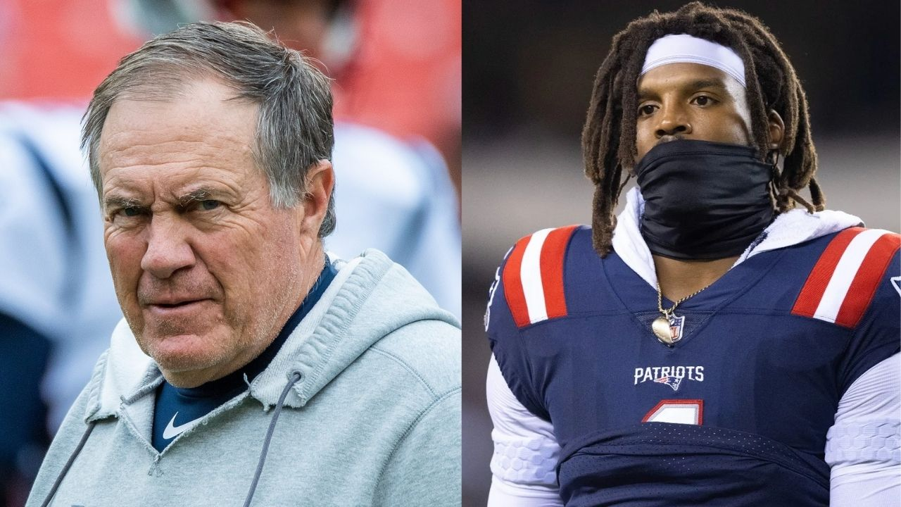 """""""Bill Belichicks decision to cut Cam Newton has the potential to be ugly"""": Former Patriots TE Jermaine Wiggins thinks it's foolish to start Mac Jones"""