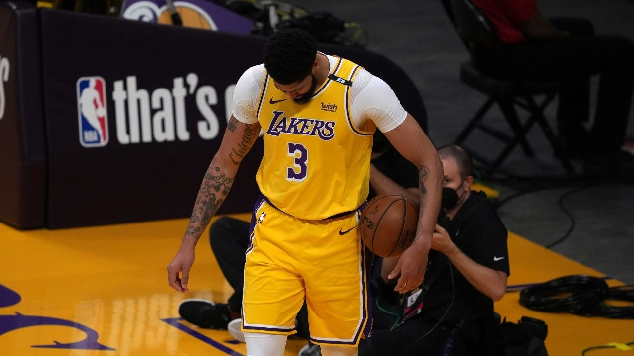 """""""Anthony Davis is a top 5 talent, but not a top 5 player!"""": Richard Jefferson explains why the Lakers star isn't quite at the level of superstars like LeBron James and Kevin Durant"""