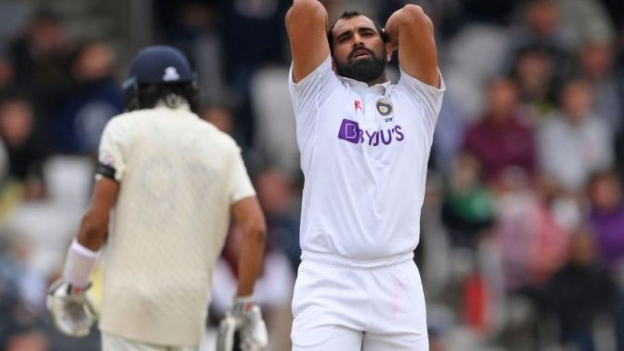 Niggle meaning in cricket: Why is Mohammed Shami not playing today's 4th Test between England and India at The Oval?