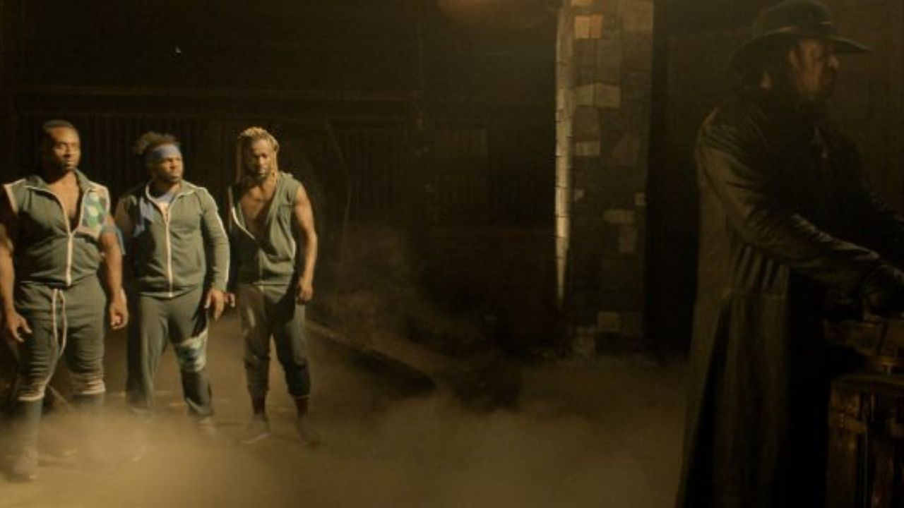 The Undertaker and The New Day set to star in a Horror Movie