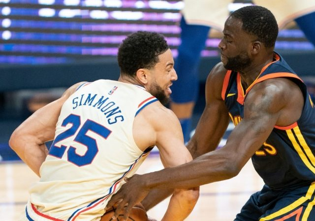 """""""Ben Simmons does not fit on our roster with Draymond Green"""": Joe Lacob surprisingly candidly dismisses trade rumors linking disgruntled Sixers star"""