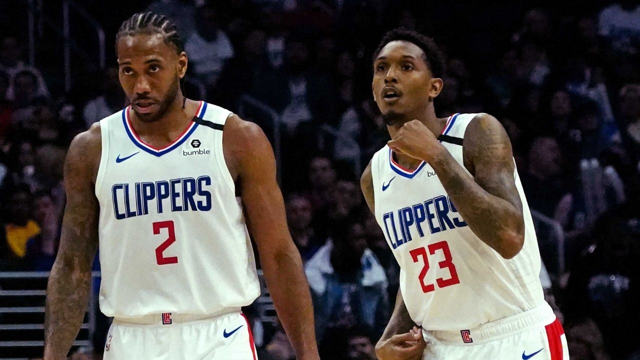 """""""Kawhi Leonard needs half the day to get his sh*t together"""": Lou Williams explains the Clippers superstar's Kobe-esque timings during practice"""