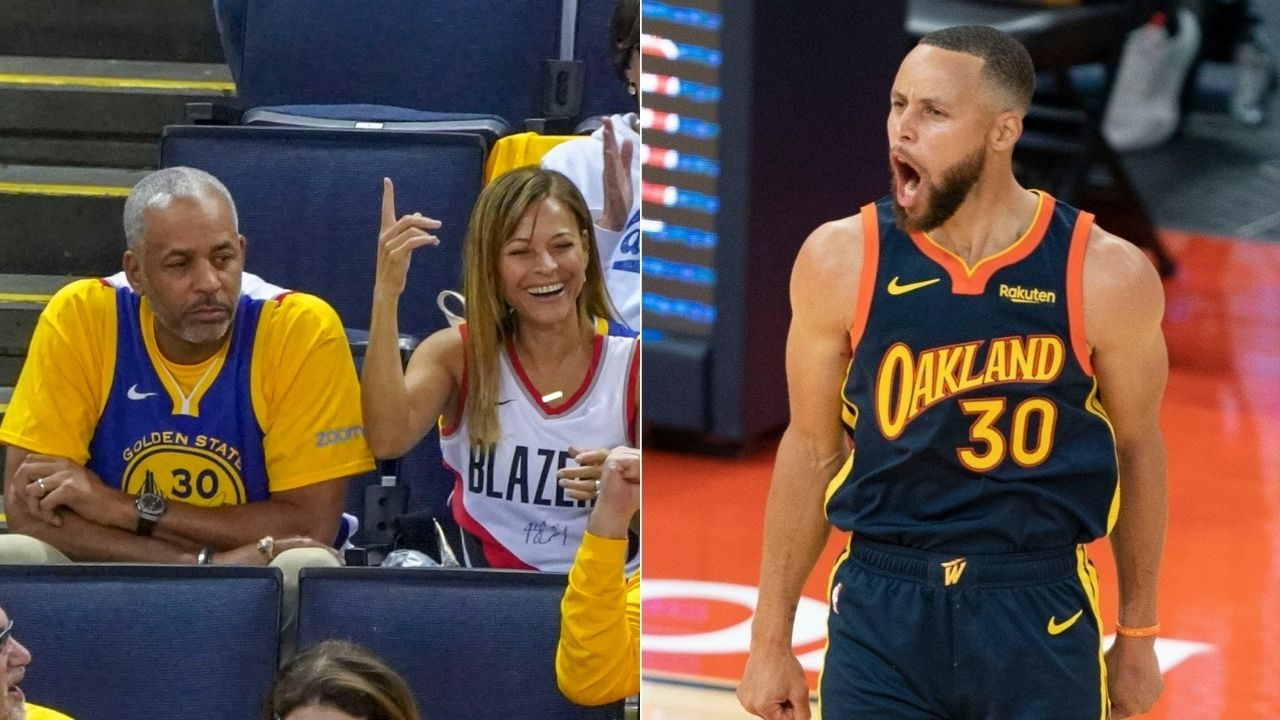 """""""Stephen Curry, no one gets to write your story but you"""": When Sonya Curry gave the Warriors MVP """"the most important talk"""" of his life after a high school tournament loss"""
