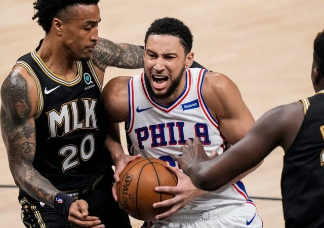 """""""Ben Simmons could average 25 points, but blames everybody else for his problems!"""": Stephen A Smith slams the 76ers star for his attitude towards basketball"""
