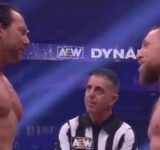 Bryan Danielson says AEW Grand Slam match is more important than Wrestlemania 30 main event
