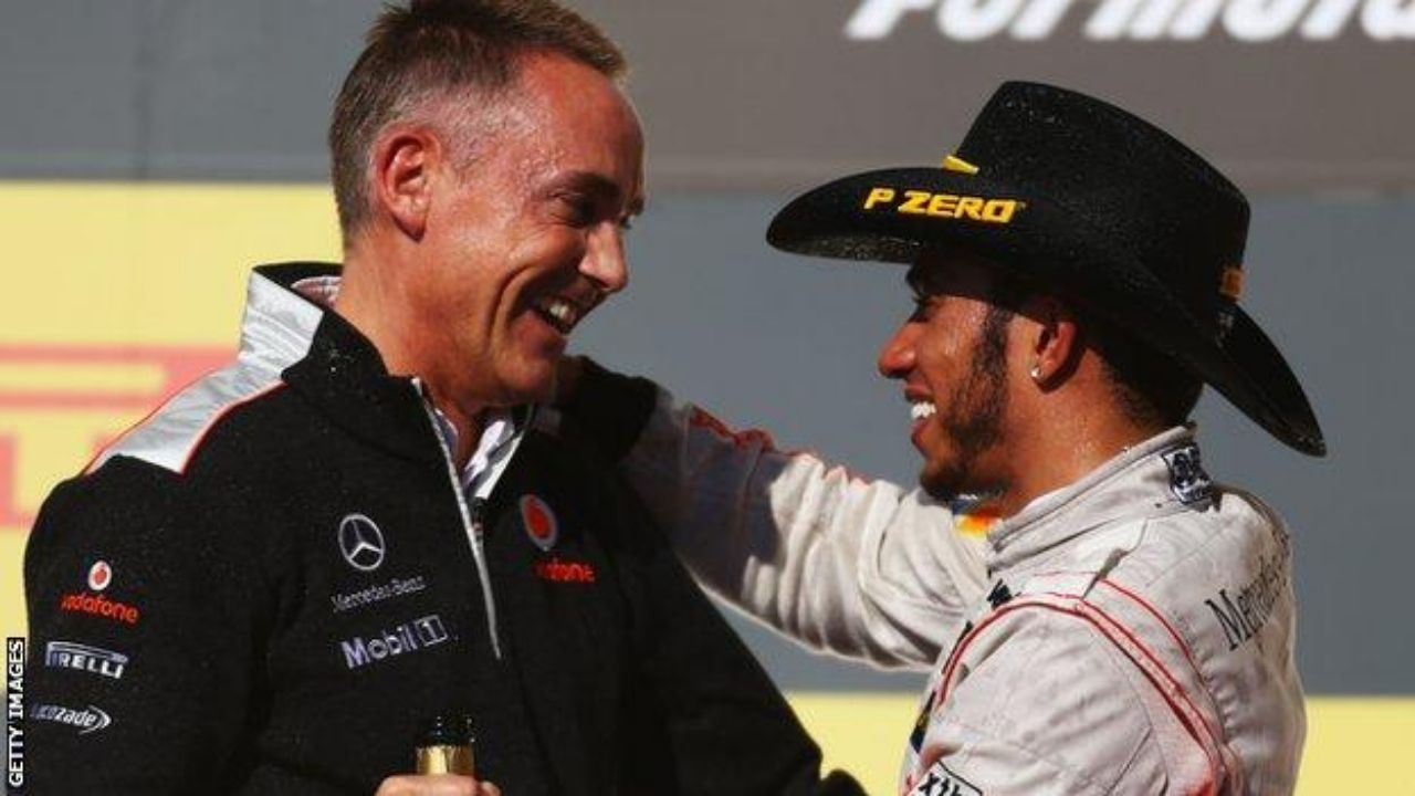 """""""My role is not changing"""" - Aston Martin team principal Otmar Szafnauer confirms he has a new boss in Martin Whitmarsh"""